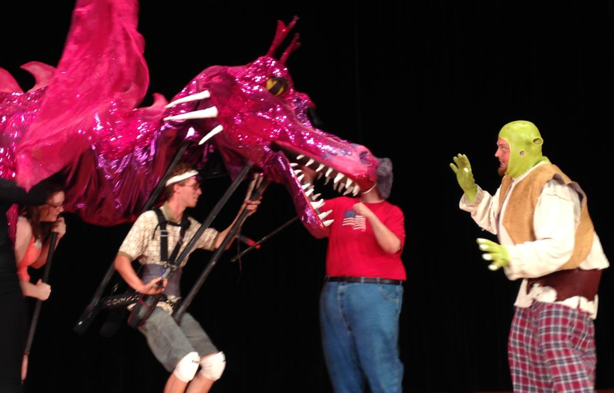 Shrek The Musical Opens This Weekend Crawford County Now