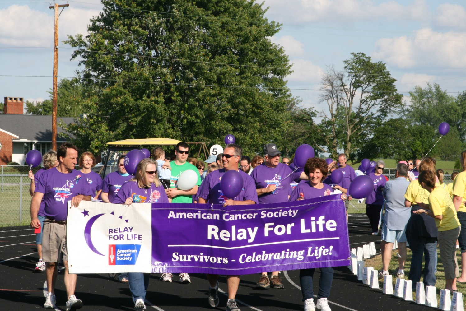 Crawford County Relay for Life team captains meeting ...