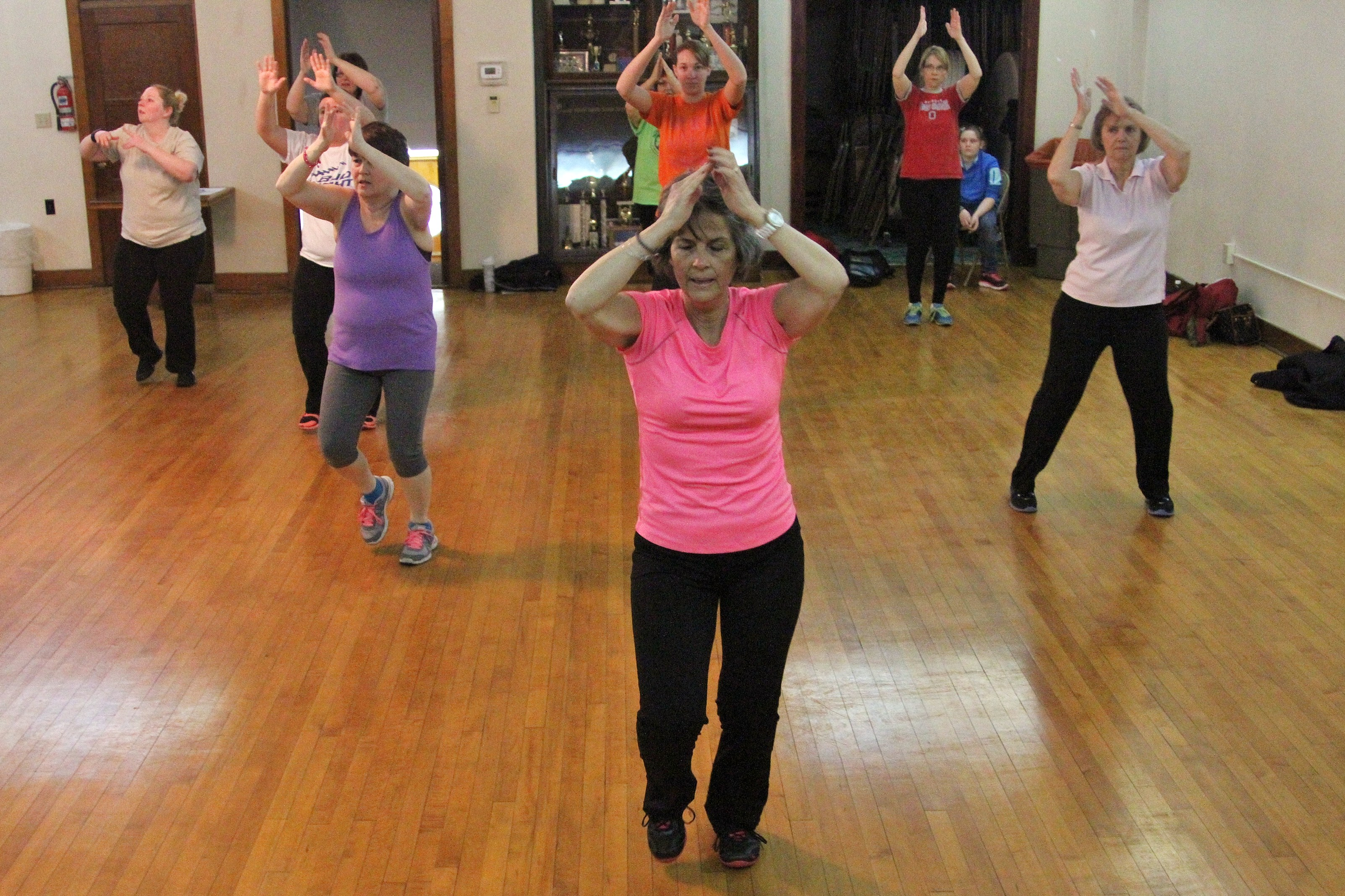 Local student uses zumba for relay life fundraiser