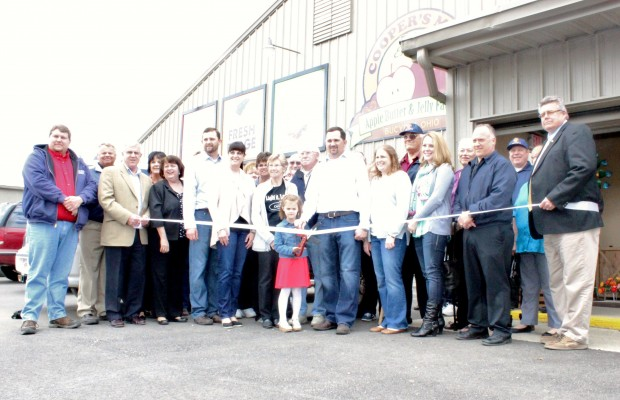 Remodeled cooper 39 s mill reopens crawford county for Coopers mill