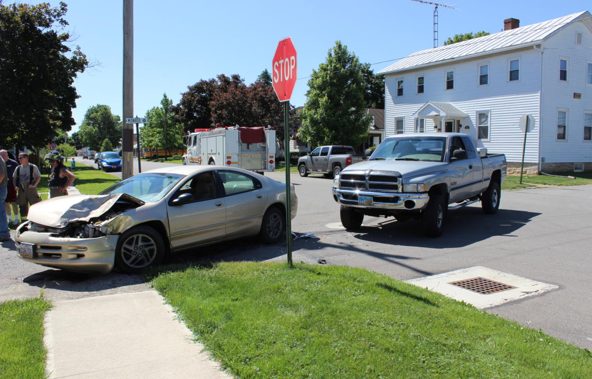 One injured in New Washington accident - Crawford County Now