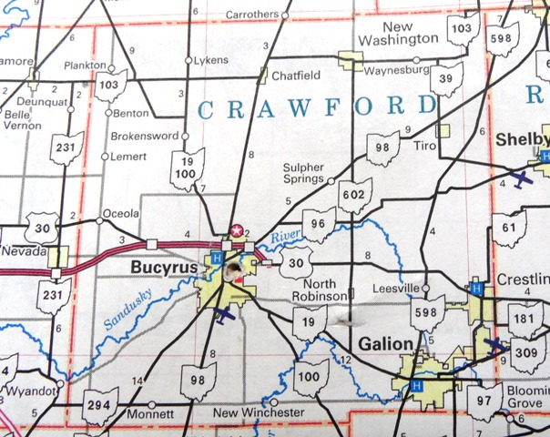 Townships Vote On Trustees And Fiscal Clerks Crawford