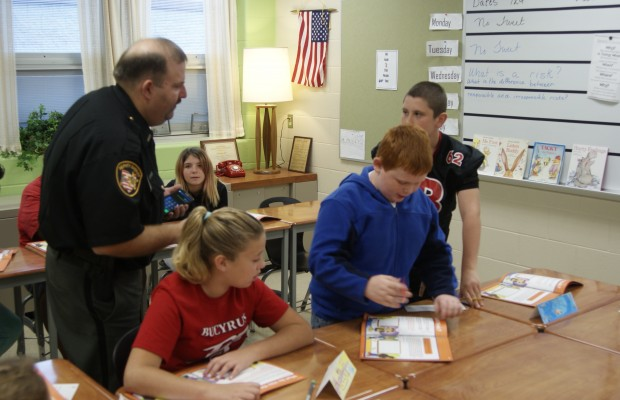 D.A.R.E. set to return to Bucyrus Secondary School - Crawford County  NowCrawford County Now