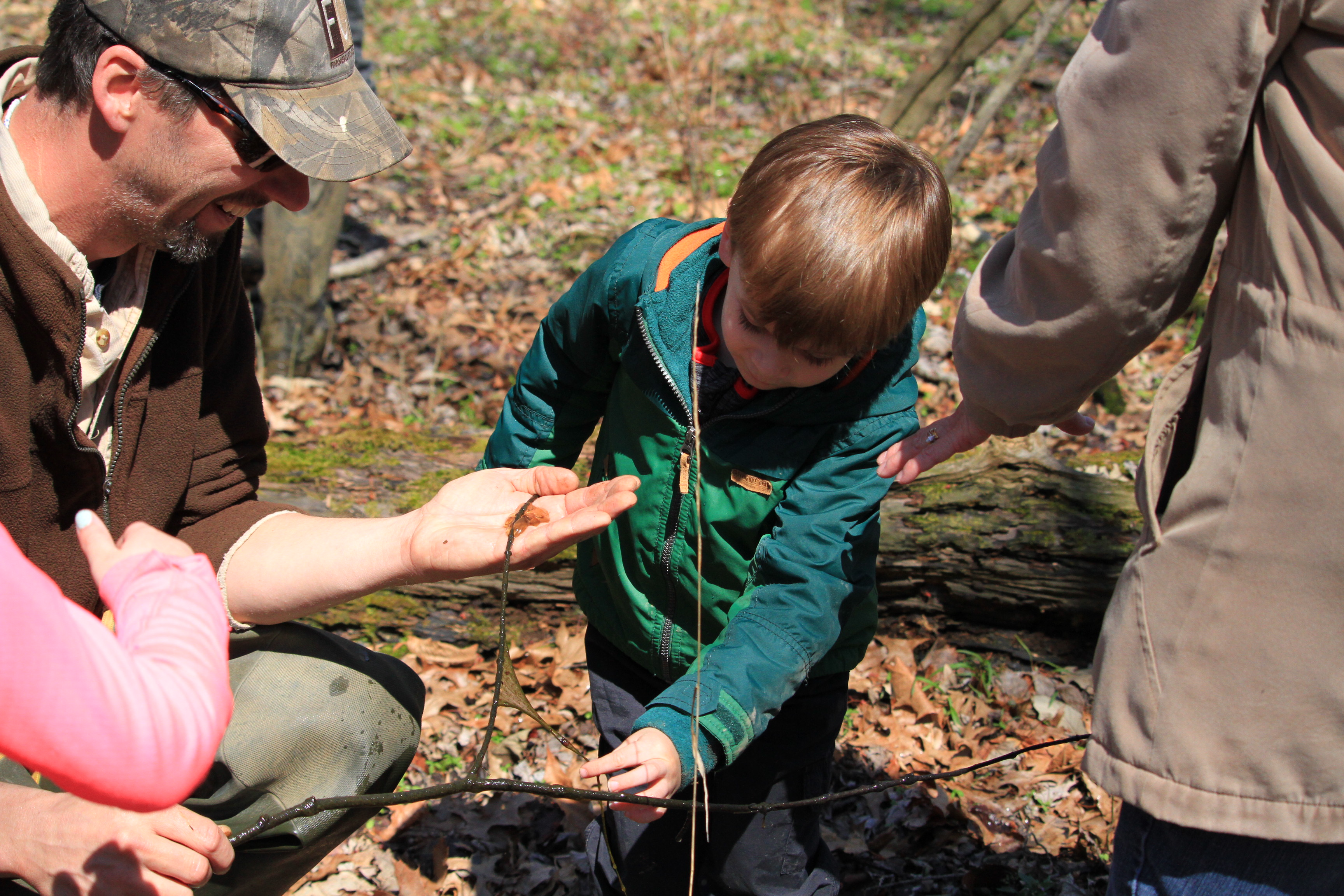 Discovering Slippery Slimy Creatures And Creepy Crawly Bugs Crawford County Now