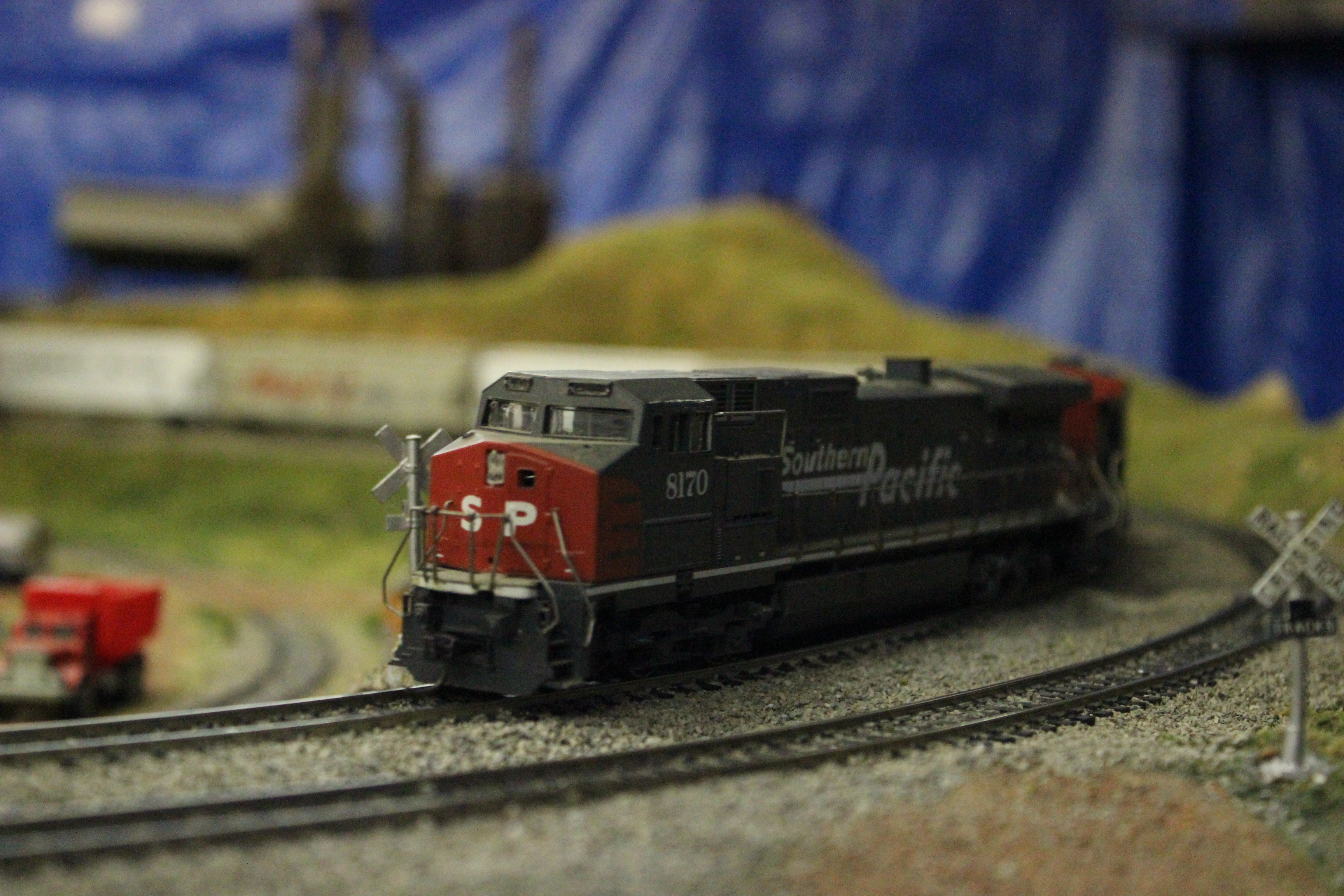 Model Train Show produces something for all train collectors