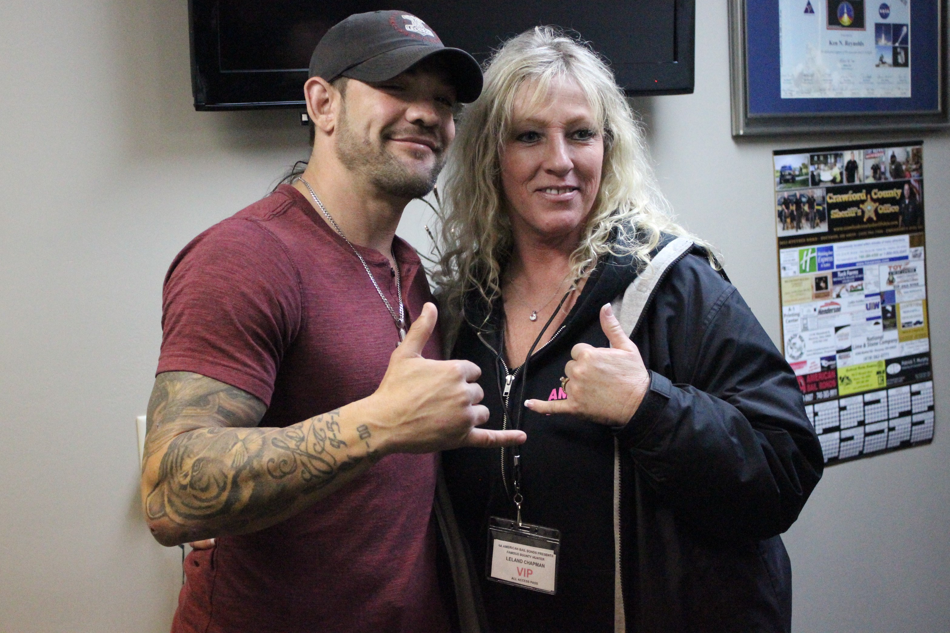Son Of Dog Leland Chapman Holds Meet And Greet In Galion