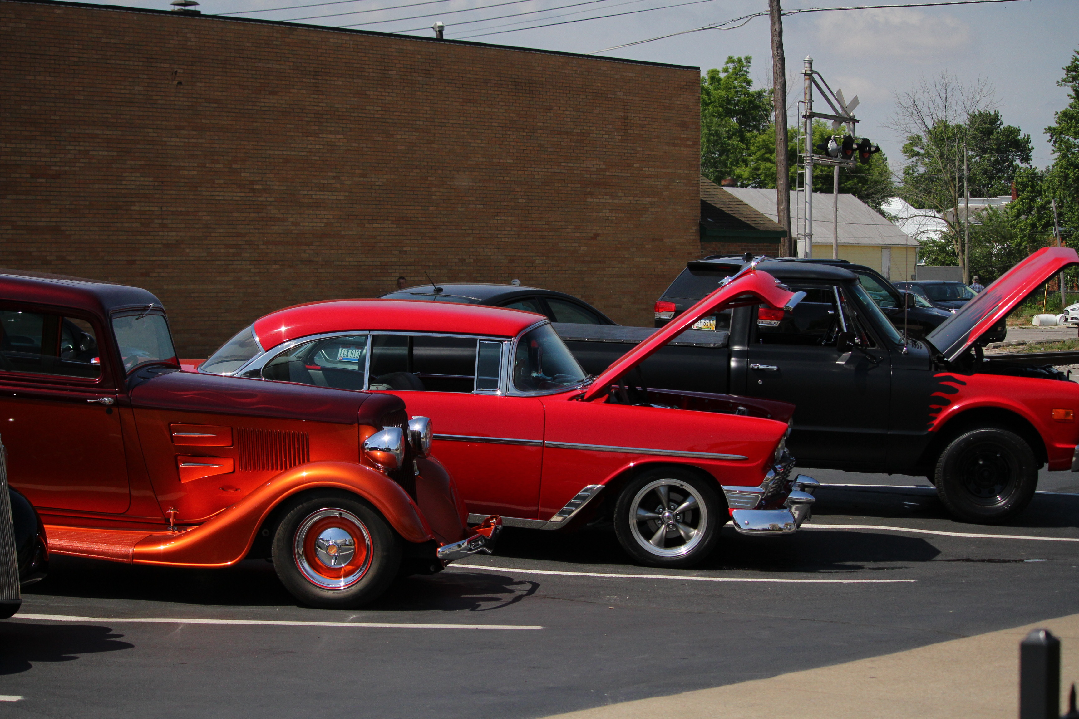 FOP Steps Up To Continue Bucyrus Car Show Tradition Crawford - Car shows near me now