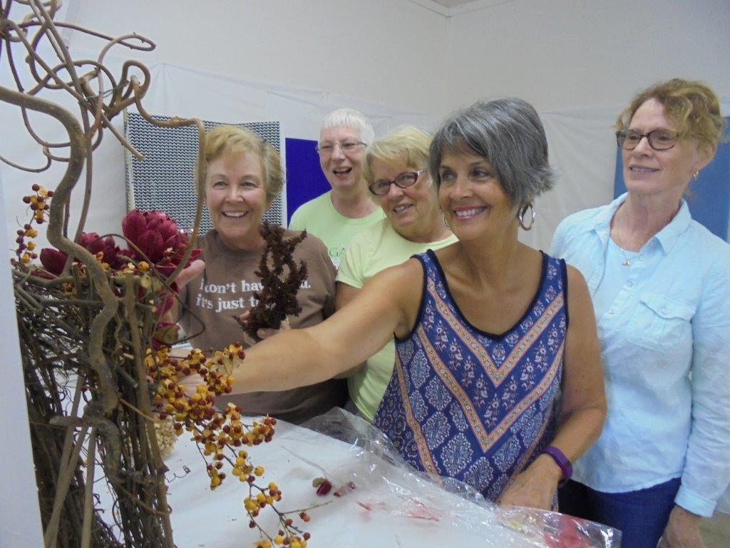 Garden Club Celebrates 30th Anniversary With Flower Show