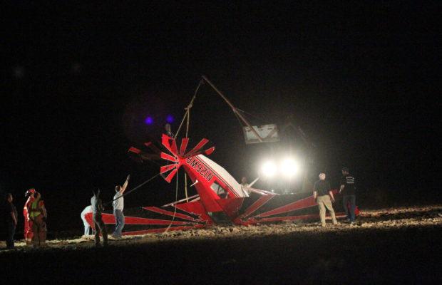 Bucyrus Patrol Post investigating single engine airplane crash