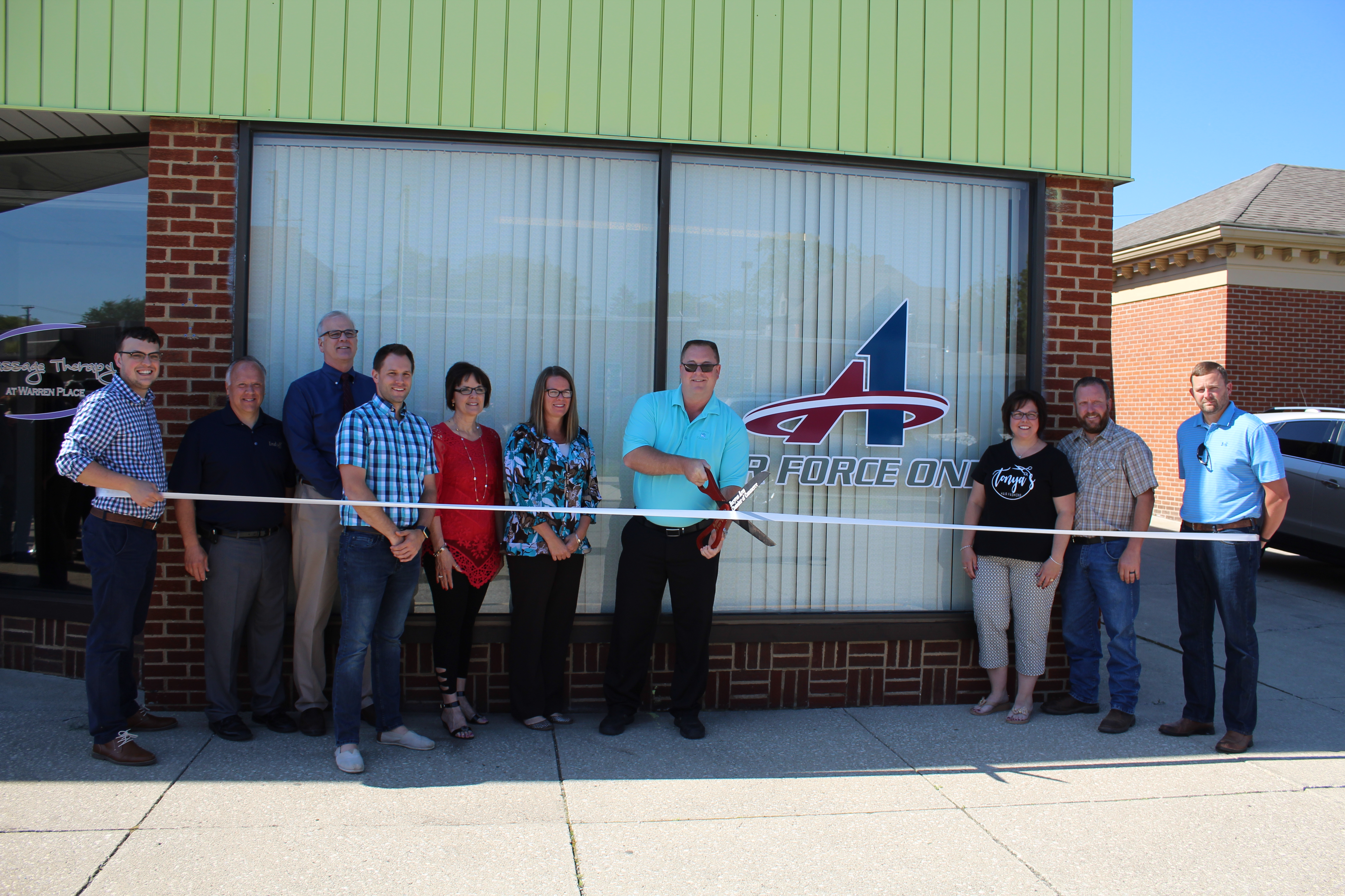 Air Force One Expands Into Bucyrus Crawford County Now