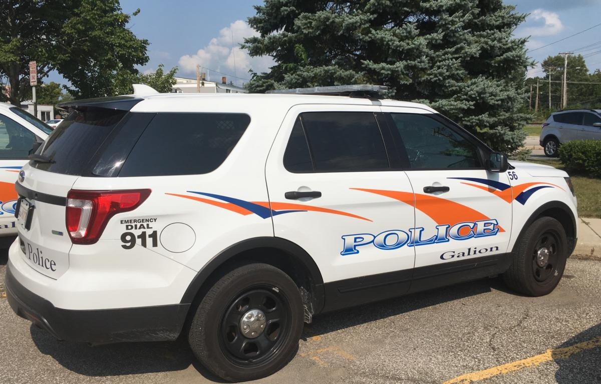 Galion Police October 5 2018